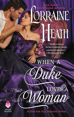When a Duke Loves a Woman book image
