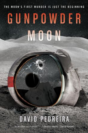 Cover image - Gunpowder Moon