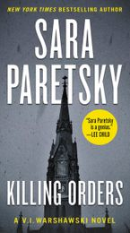 Killing Orders Paperback  by Sara Paretsky
