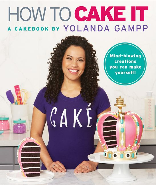 Image result for how to cake it book cover