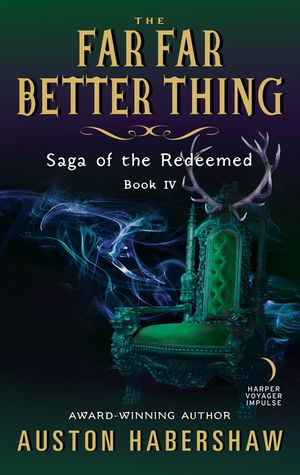 The Far Far Better Thing book image