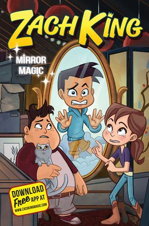 Zach King: Mirror Magic book image