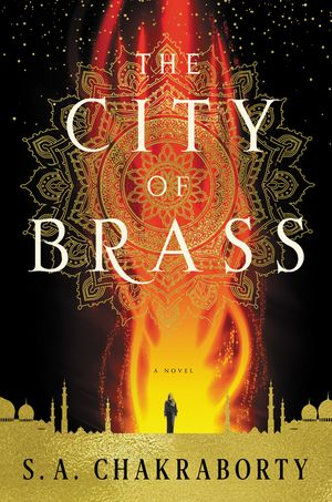 The City of Brass book image