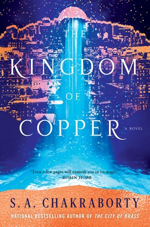 The Kingdom of Copper book image