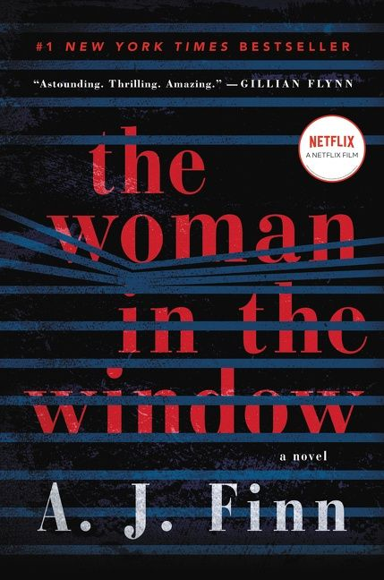 Image result for the woman in the window movie poster