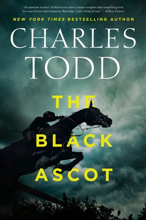 The Black Ascot - Charles Todd - Hardcover