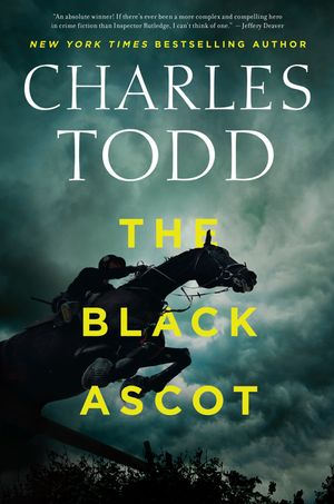 The Black Ascot book image