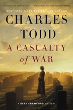 A Casualty of War Hardcover  by Charles Todd