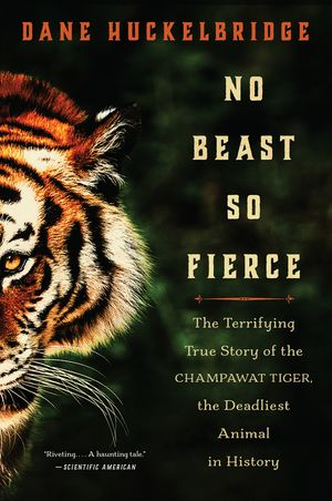 No Beast So Fierce book image