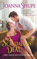 A Scandalous Deal Paperback  by Joanna Shupe