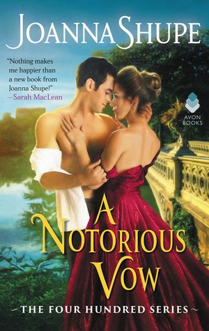 A Notorious Vow book image