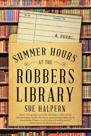 Summer Hours at the Robbers Library book image