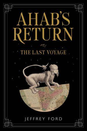Ahab's Return book image