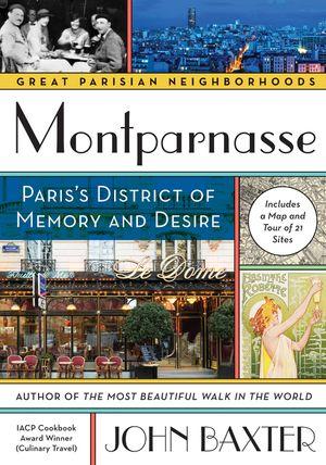 Montparnasse book image