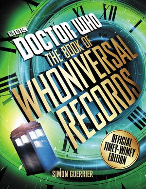 Doctor Who: The Book of Whoniversal Records book image