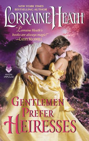 Gentlemen Prefer Heiresses book image