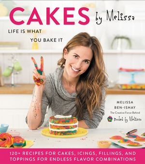 Cakes by Melissa book image