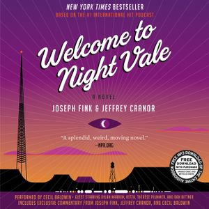 Welcome to Night Vale Vinyl Edition + MP3 book image