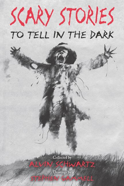 Scary Stories to Tell in the Dark - Alvin Schwartz - E-book