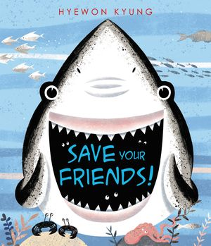 Save Your Friends! book image
