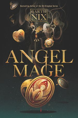 Angel Mage book image