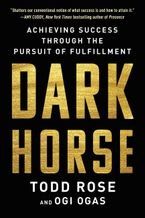 Dark Horse Hardcover  by Todd Rose