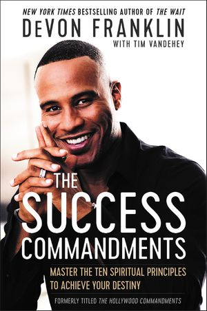 The Success Commandments book image