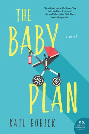 The Baby Plan book image
