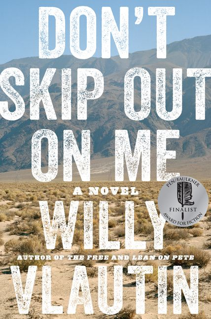 Dont Skip Out On Me Willy Vlautin Hardcover