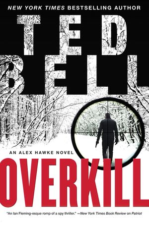 Overkill book image