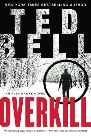 Overkill ted bell e book cover image overkill fandeluxe Gallery