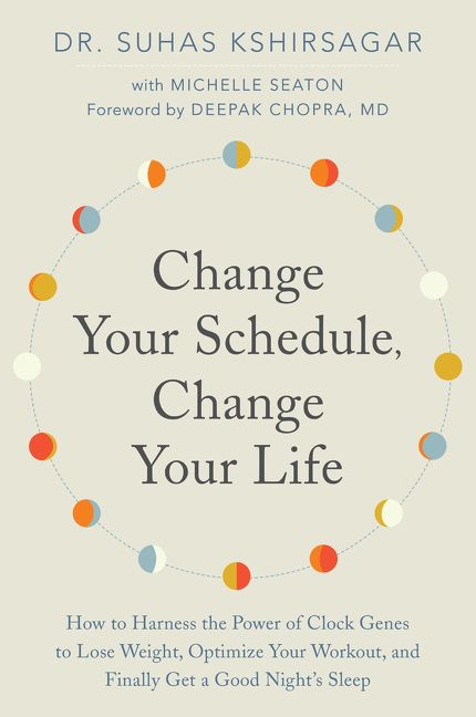 Change Your Schedule Change Your Life Suhas Kshirsagar E Book