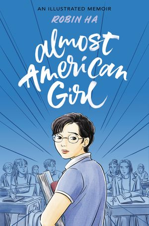 Almost American Girl book image