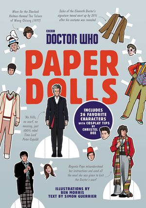 Doctor Who: Paper Dolls book image