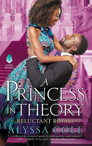 A Princess in Theory - Alyssa Cole - E-book