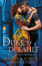 A Duke by Default Paperback  by Alyssa Cole