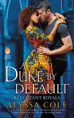 A Duke by Default book image