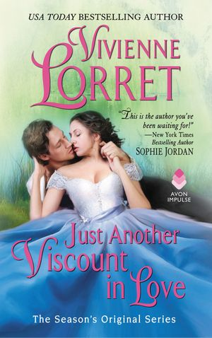 Just Another Viscount in Love book image