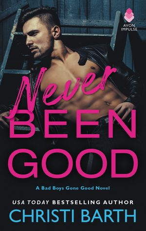 Never Been Good book image