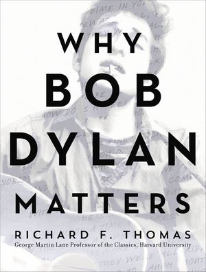 Why Bob Dylan Matters book image