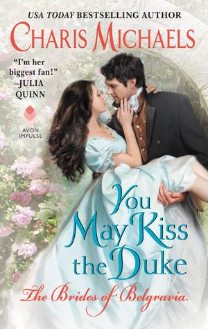 You May Kiss the Duke book image