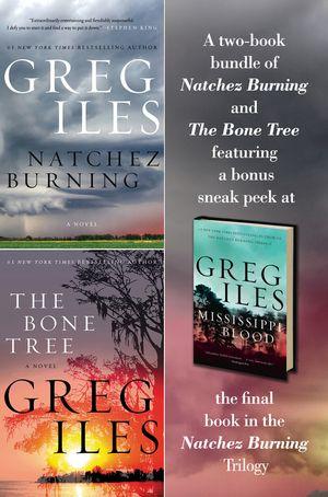 Natchez Burning + Bone Tree Bundle book image