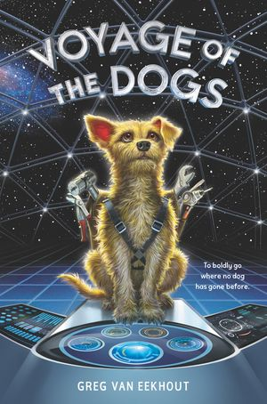 Voyage of the Dogs book image