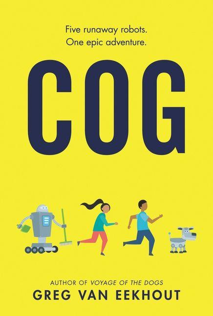 Image result for cog van eekhout cover