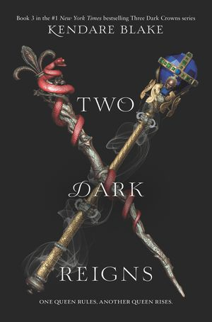 Two Dark Reigns book image