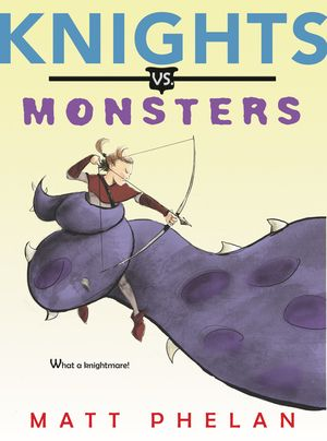 Knights vs. Monsters book image