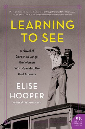 Learning to See book image