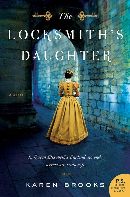 The Locksmith's Daughter - Karen Brooks - Paperback