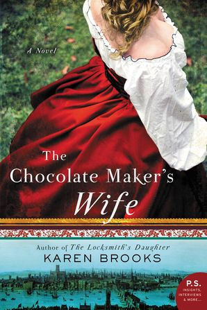 The Chocolate Maker's Wife: A Novel Paperback  by