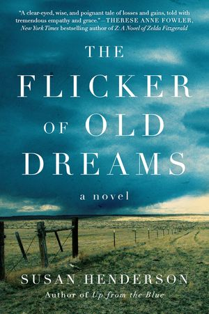 The Flicker of Old Dreams book image